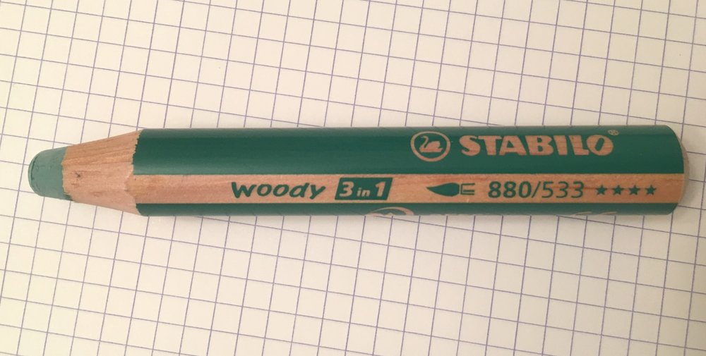 Woody 3 In 1 Watercolor Pencils From Being A Fun Family Activity Theyre Designed For Kids And They Passed My Rigorous Kid Test With Flying Colors