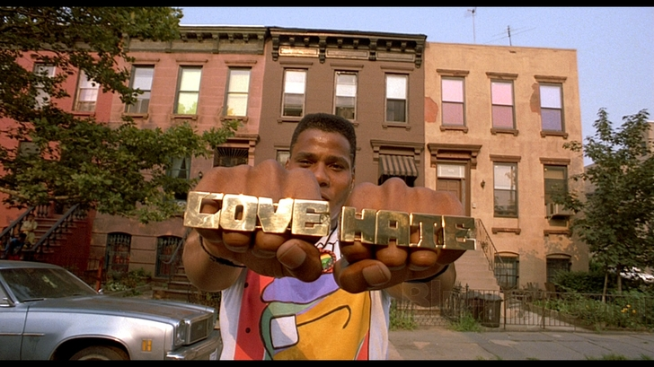 Radio Raheem gets it