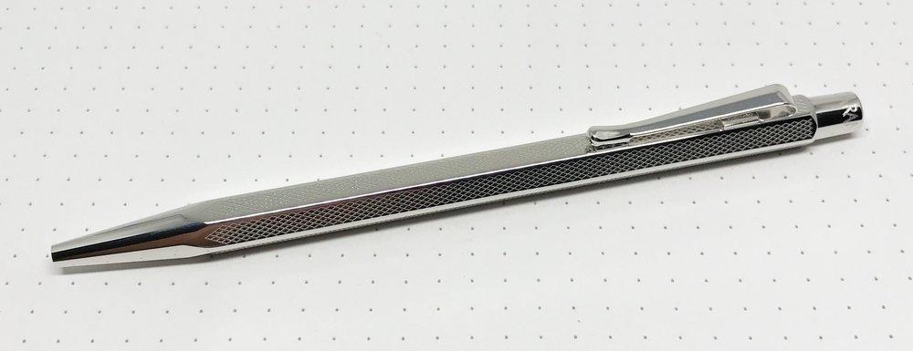 Caran D Ache Ecridor Retro Ballpoint Pen Review The Pen