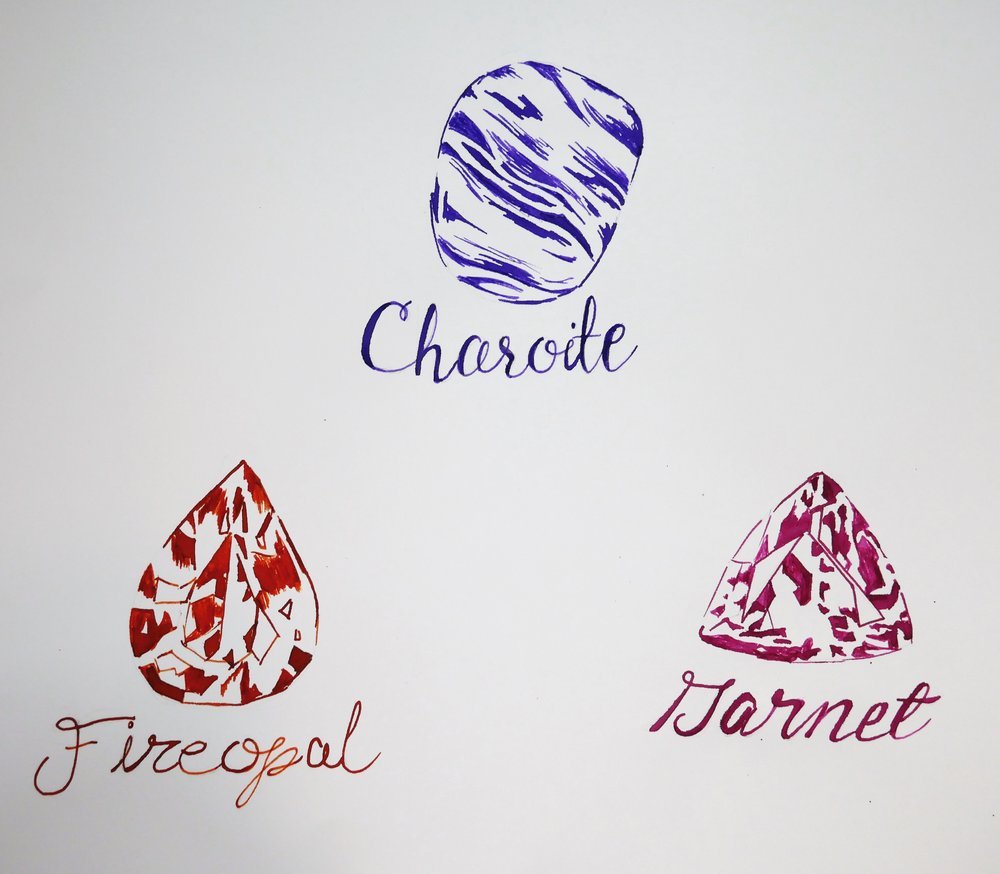 New Monteverde Inks