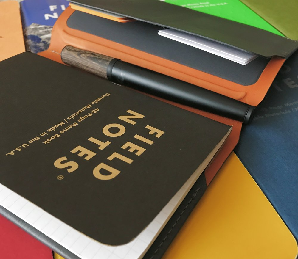 Field Notes Bellroy Everyday Inspiration Review The