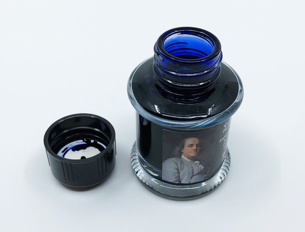 DeAtramentis Benjamin Franklin Bottle