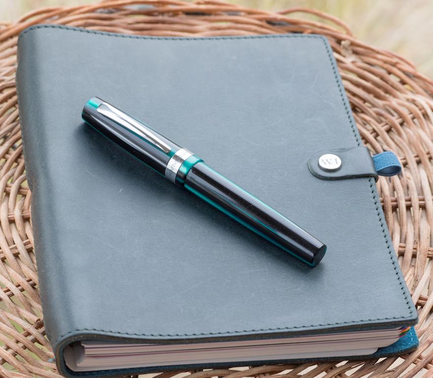 William Hannah Notebook
