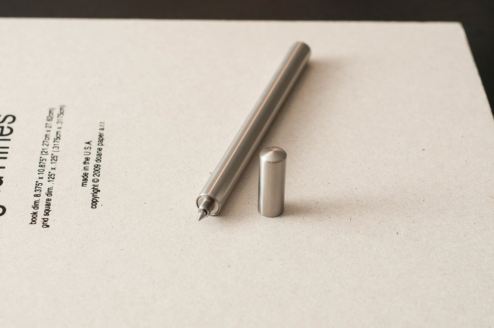 ATELEIA Stainless Steel Pen Cap