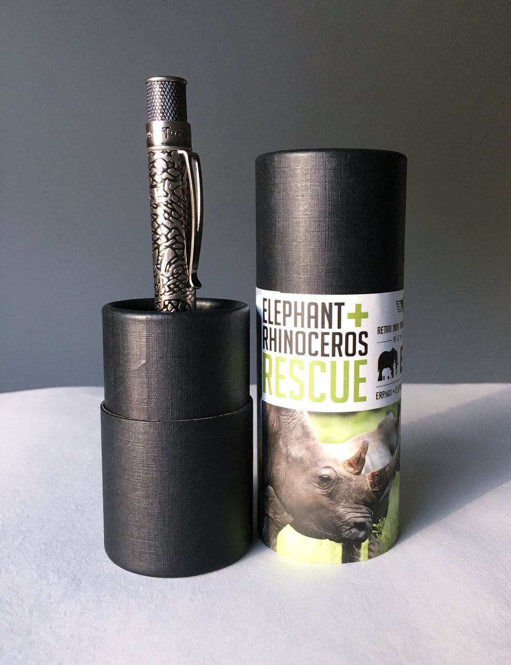 Retro 51 Elephant and Rhino Rescue