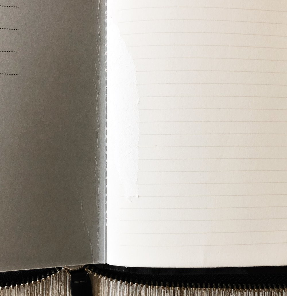 Bellroy Work Folio A5 Notebook