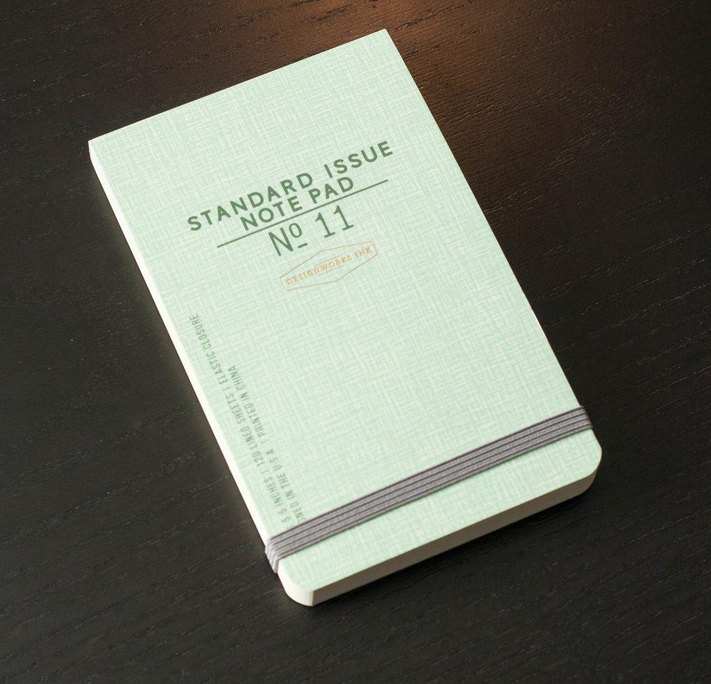 DesignWorks Note Pad