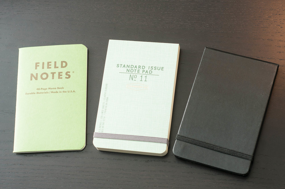 DesignWorks Note Pad Field Notes