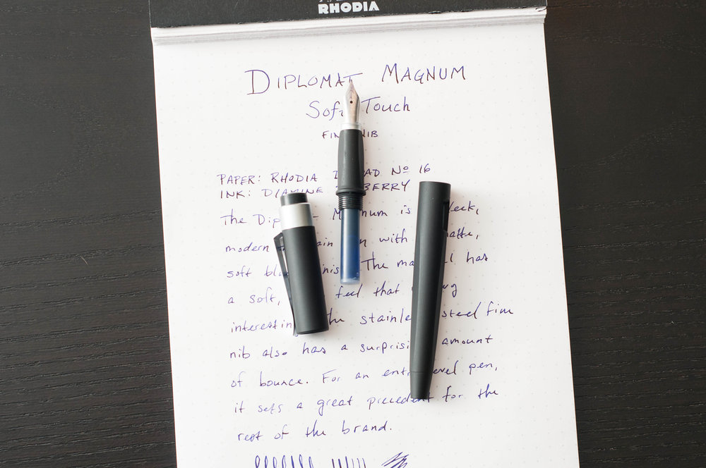 Diplomat Magnum Fountain Pen Cartridge