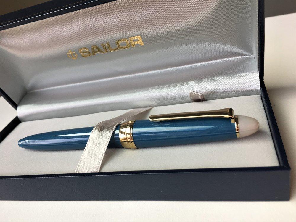 Sailor Shikiori Fountain Pen