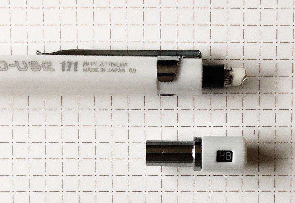 Platinum Pro-Use 171 Drafting Pencil Eraser