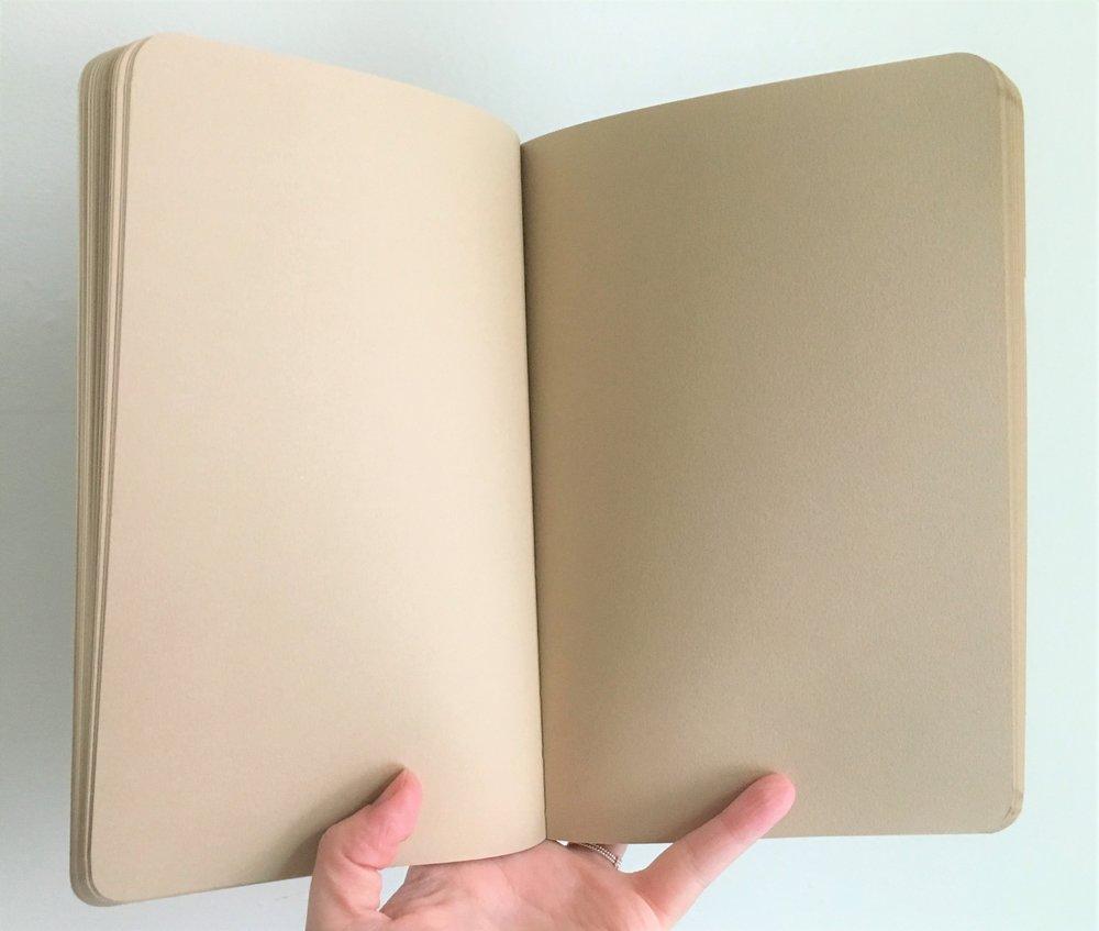 Stillman & Birn Nova Sketchbook Beige Paper