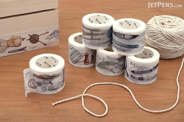 BGM Washi Tape  via JetPens