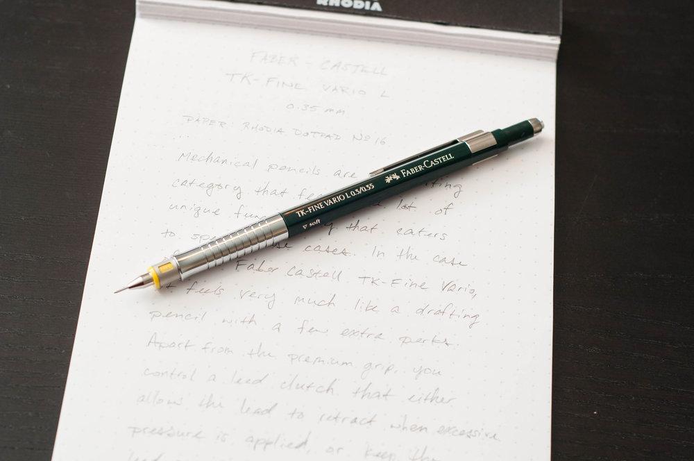 Faber-Castell TK-Fine Vario L Pencil