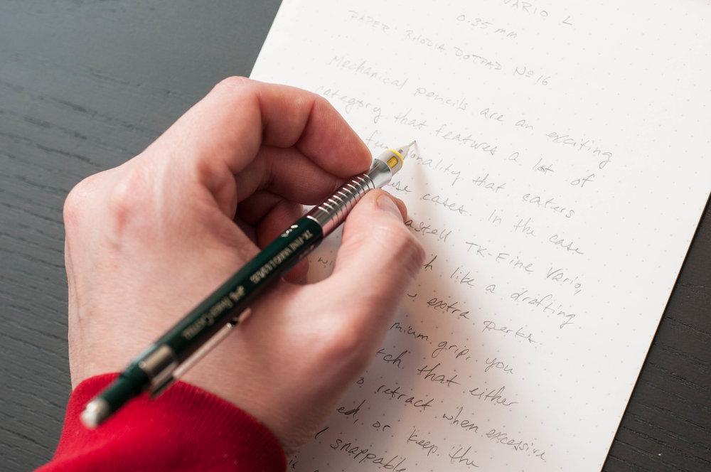 Faber-Castell TK-Fine Vario L Pencil Grip