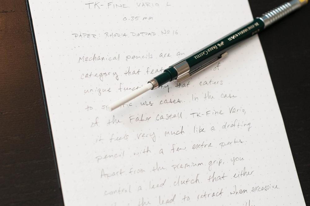 Faber-Castell TK-Fine Vario L Pencil Eraser