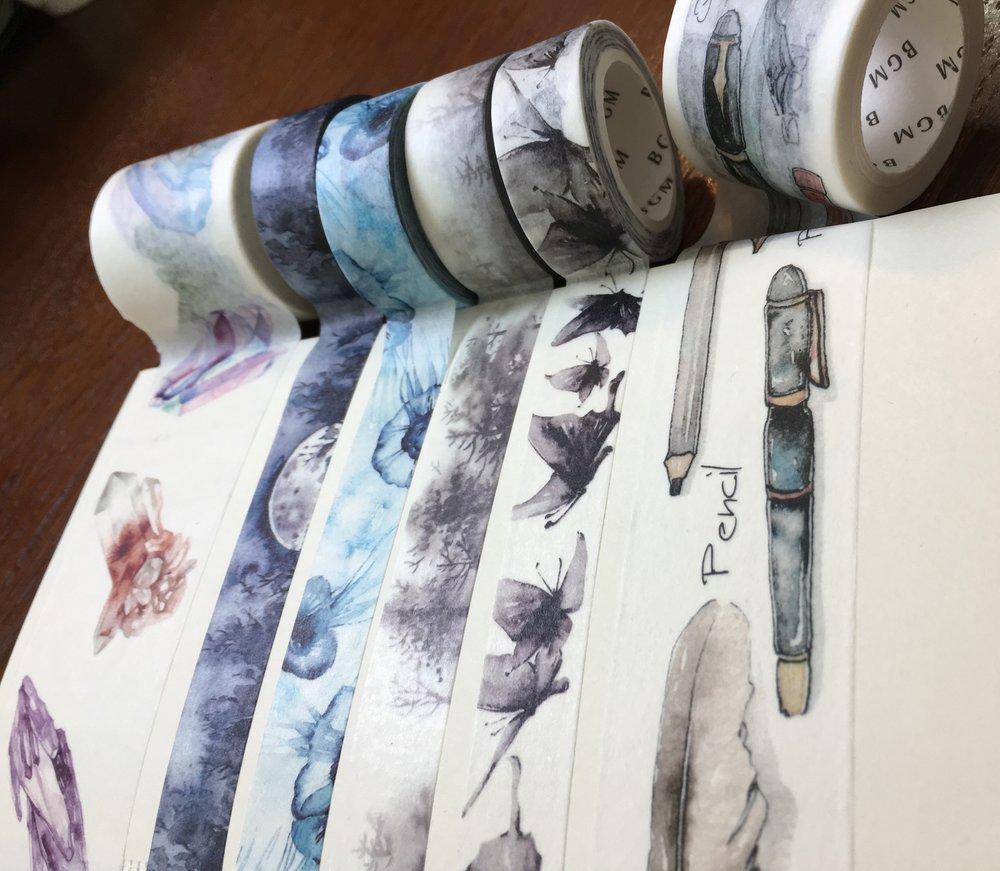 BGM Washi Tape