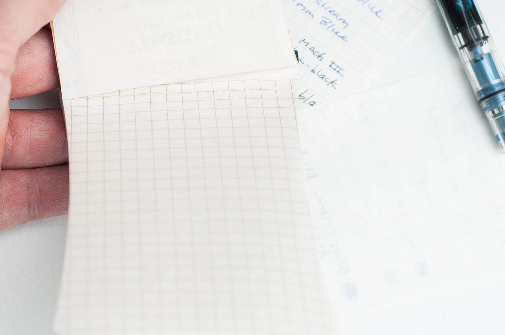 Hi Mojimoji Tagged Life Gear Memo Pad Paper