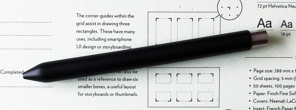 Mark One Pen Review