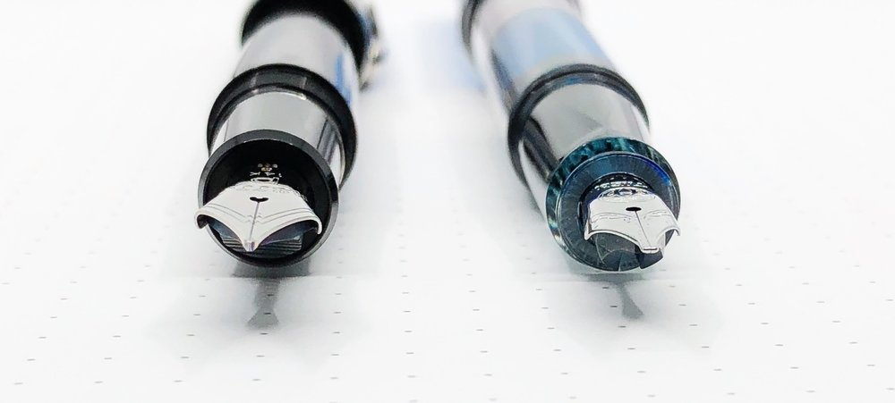 Architect Nib vs Stub