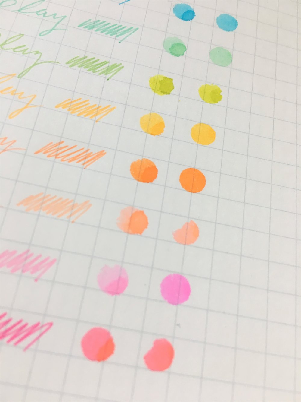 Tombow Play Color Dot Marker