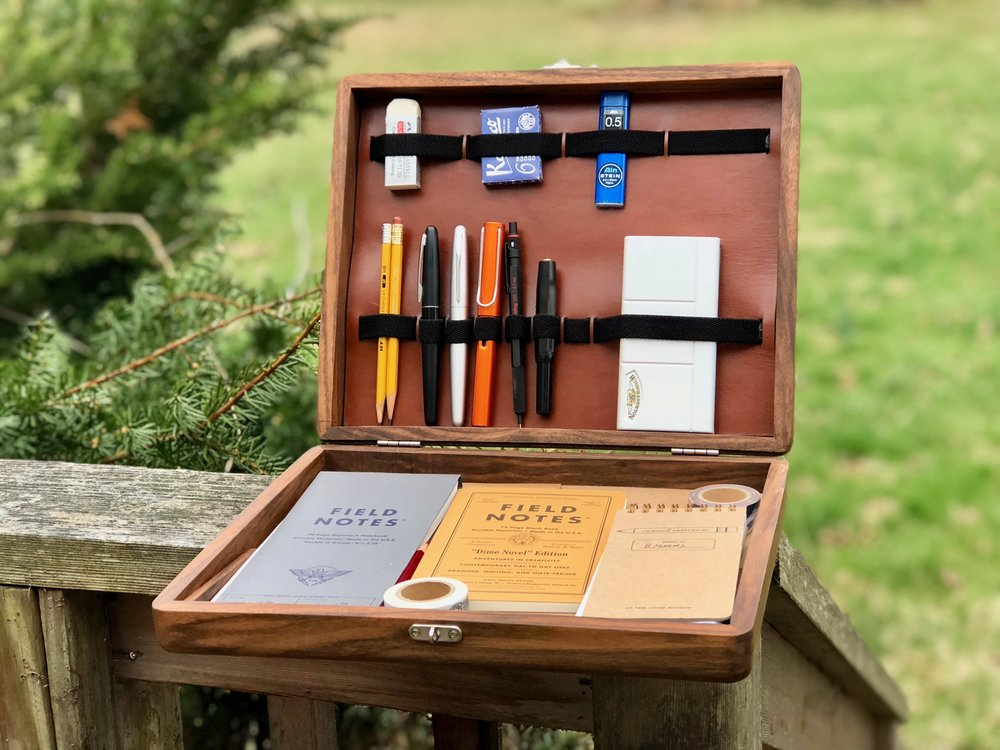 Galen Leather Writing Box Review