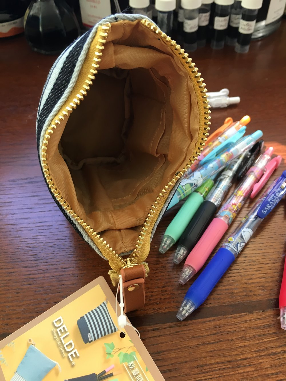 Sun-Star Delde Slide Pen Pouch