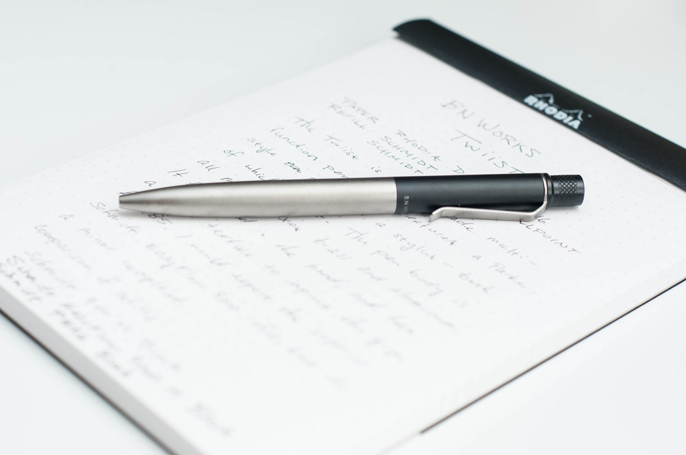 BN Works Twiist 2-in-1 Pen Review
