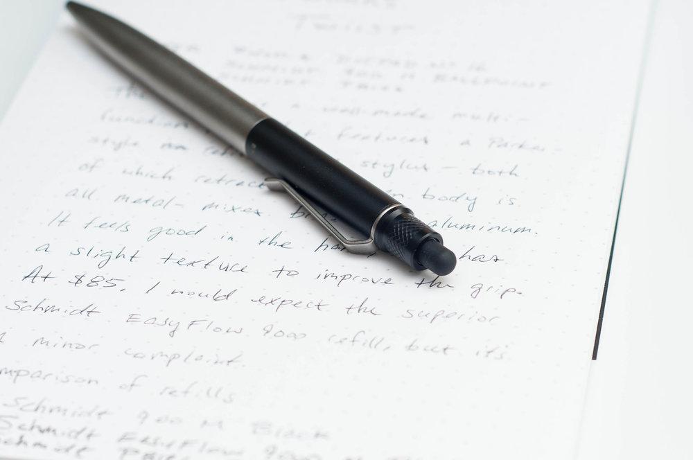 BN Works Twiist 2-in-1 Pen Stylus