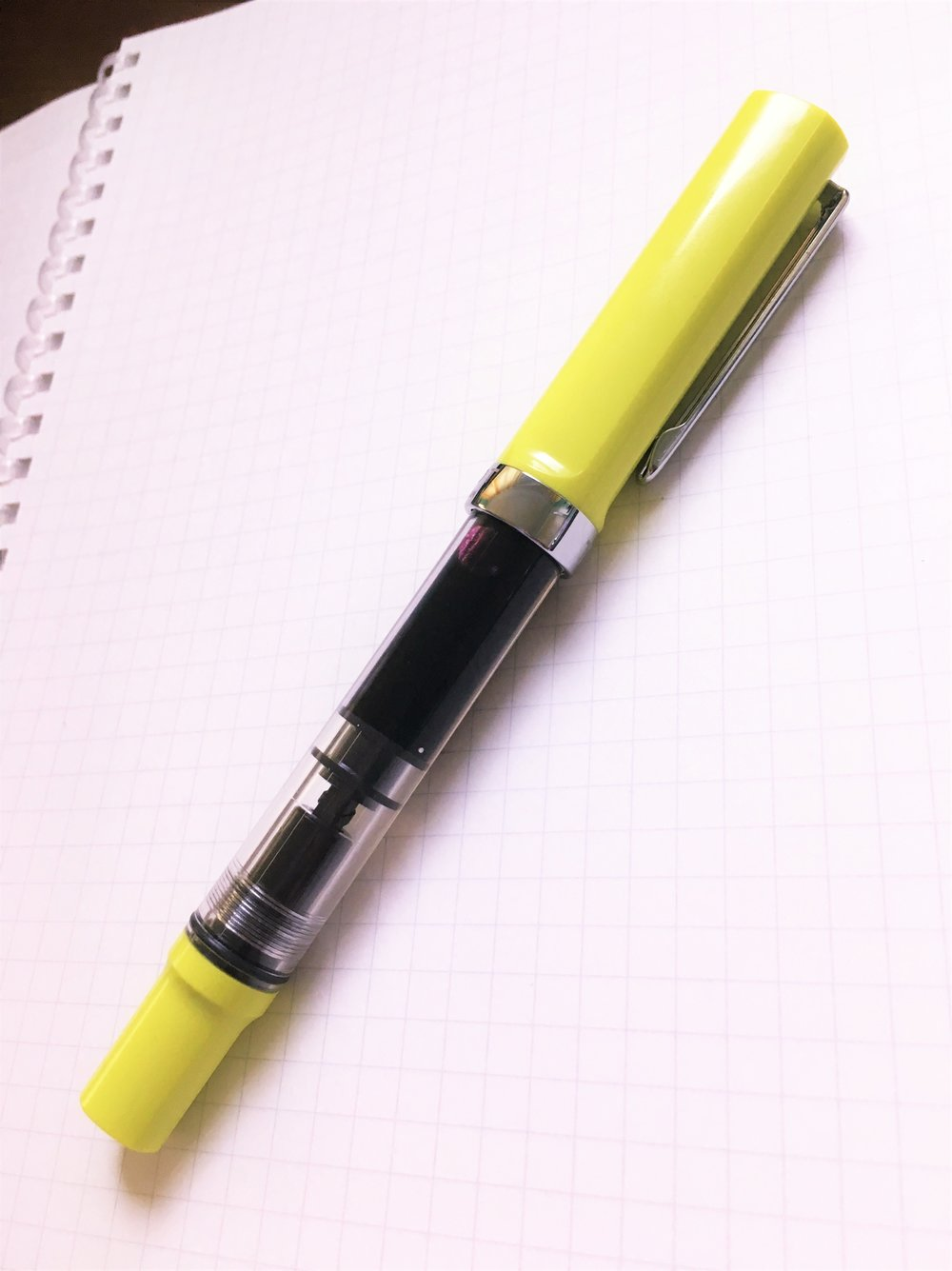 TWSBI ECO-T Review