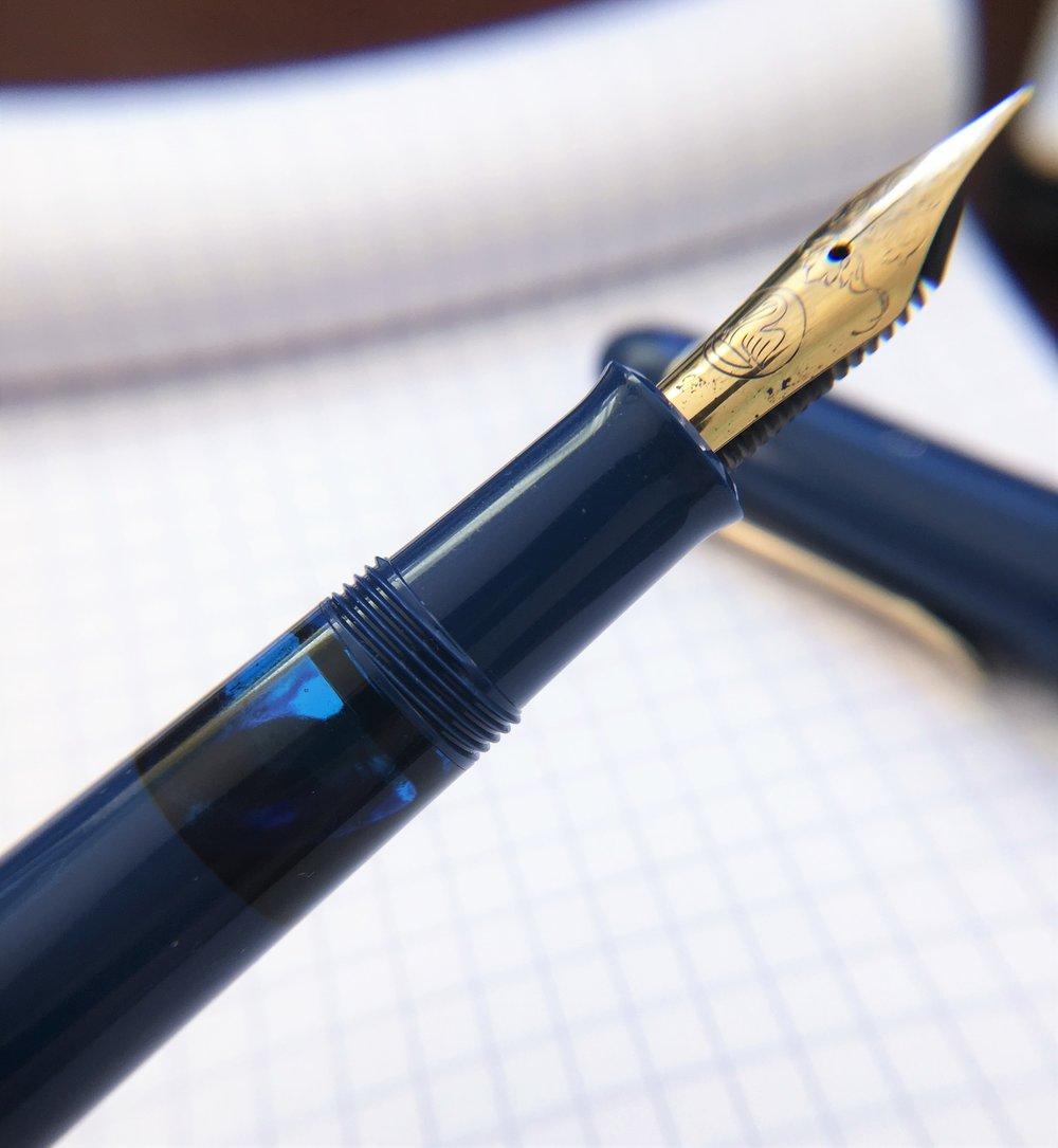 Pelikan Classic M120 Iconic Blue Ink Window