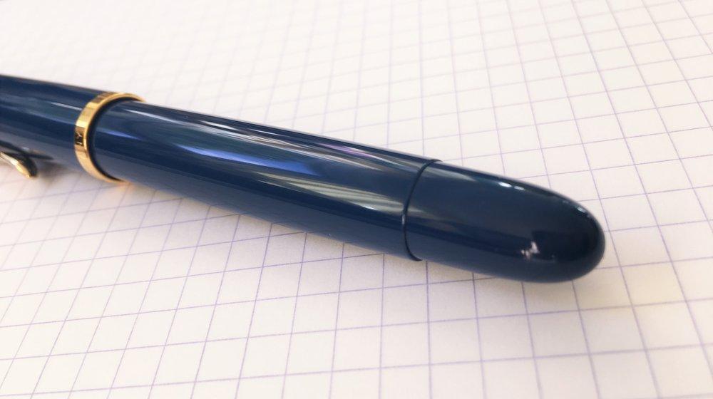 Pelikan Classic M120 Iconic Blue Barrel