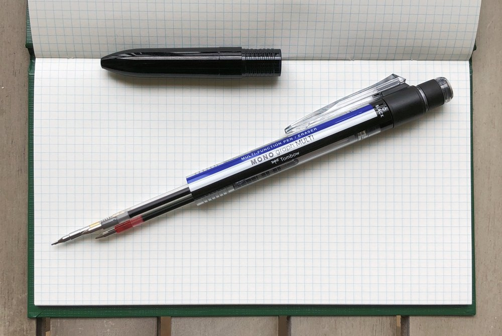 Tombow Mono Graph Multi Pen