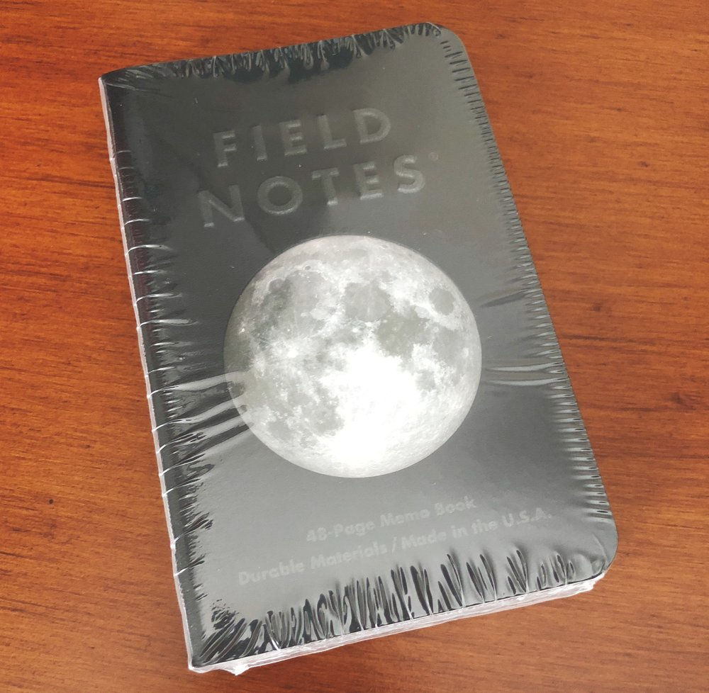 Field Notes Lunacy Edition