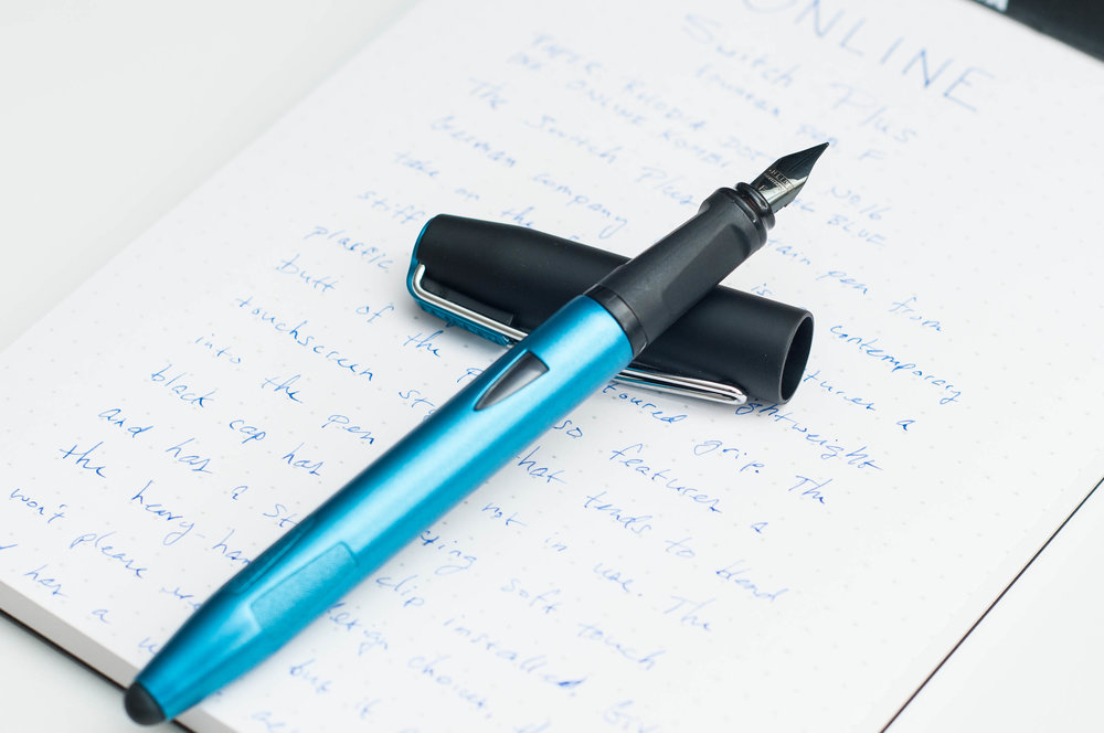 Online Switch Plus Fountain Pen