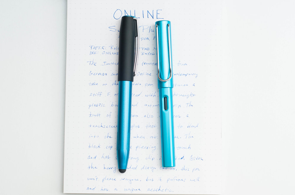 Online Switch Plus Fountain Pen Lamy