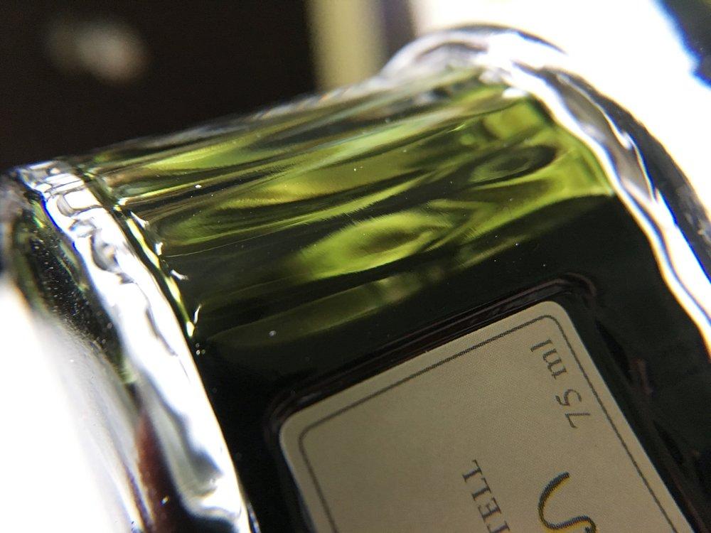 Graf von Faber-Castell Olive Green Ink Bottle
