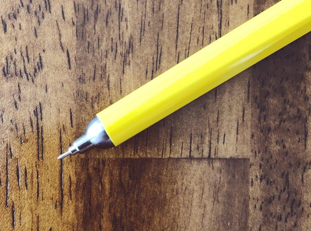 Ohto Horizon EU Ballpoint Pen Grip