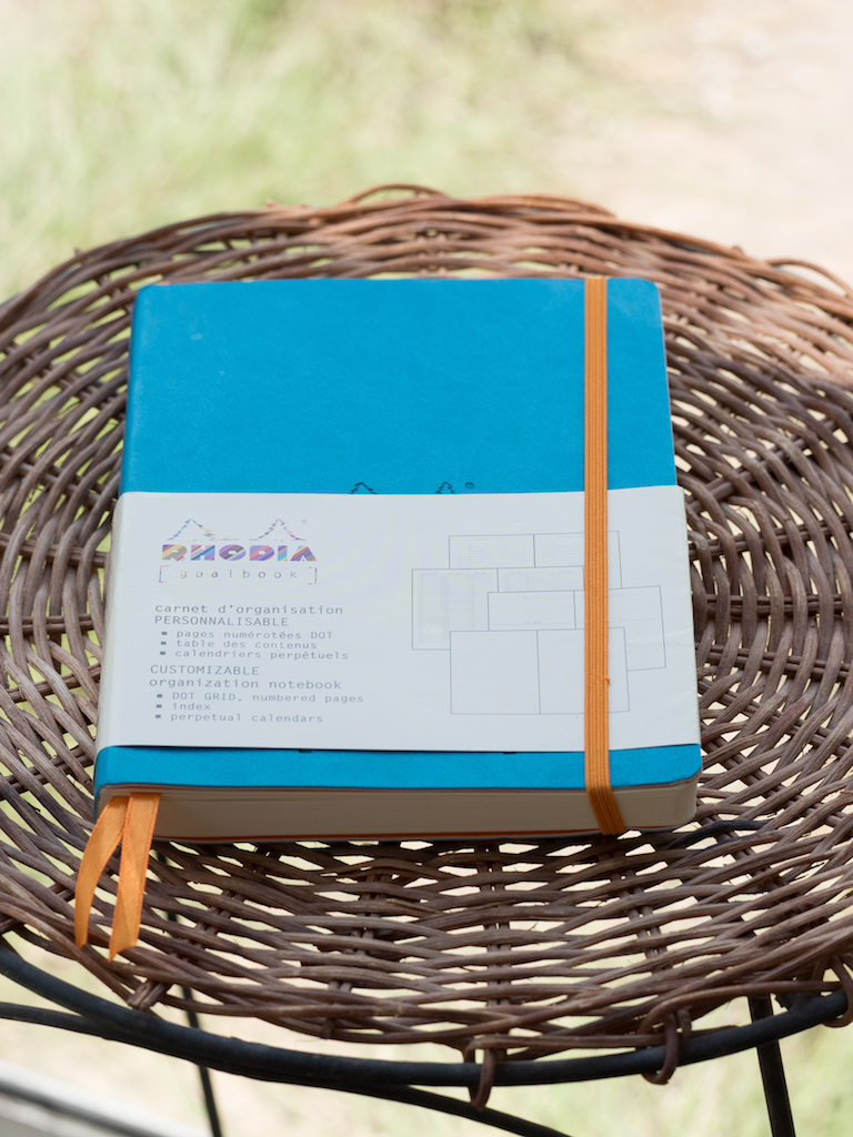 The Rhodia Goalbook: A Review