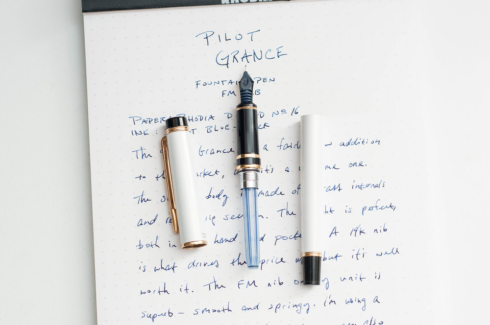 Pilot Grance Fountain Pen Cartridge