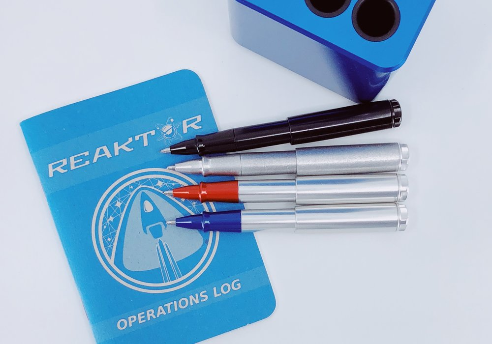 Karas Pen Co. Reaktor Galaxie Rollerball