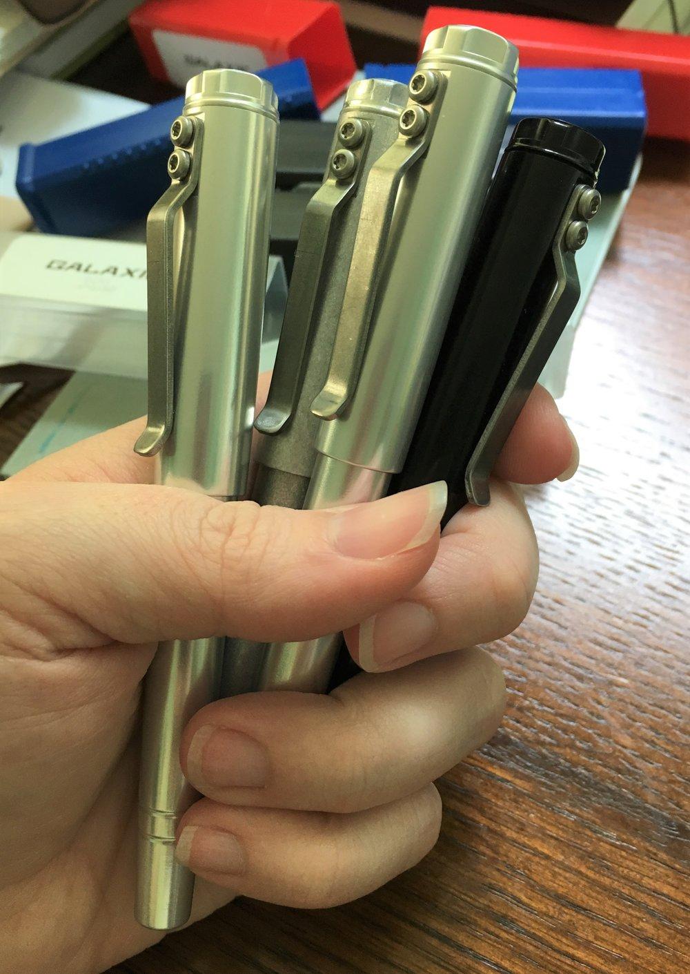 Karas Pen Co Galaxie XL Rollerball Pen Review