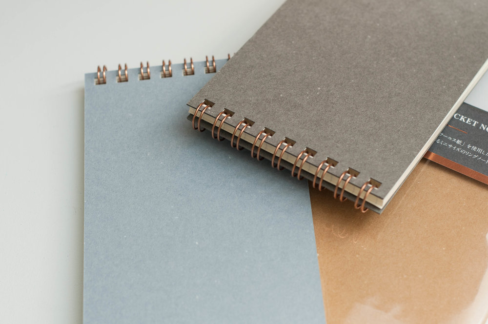 Kunisawa Find Pocket Notebook