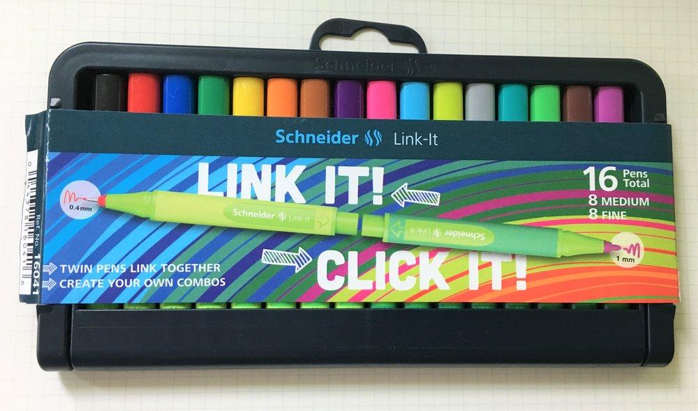Schneider Link-It Markers