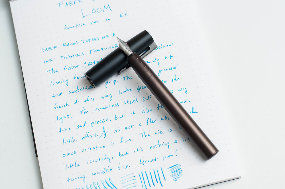 Faber Castell Loom Fountain Pen