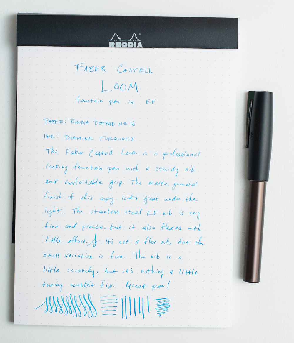 Faber Castell Loom Review