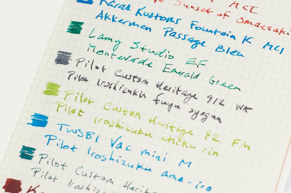 Kunisawa Find Smart Notebook Writing
