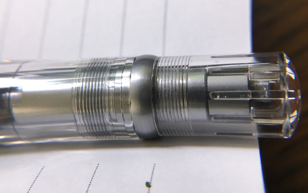 TWSBI Diamond 580ALR Fountain Pen