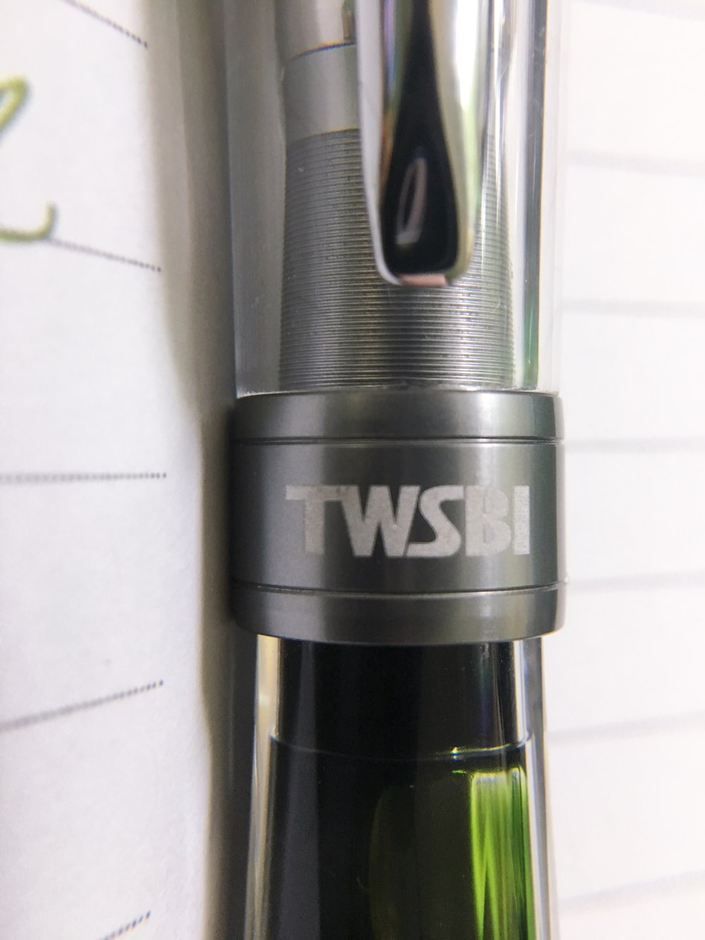 TWSBI Diamond 580ALR Cap