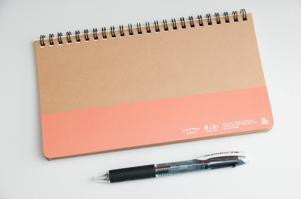 HiBi Weekly Notebook Review